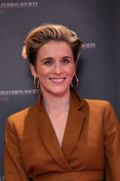 Vicky McClure on red carpet