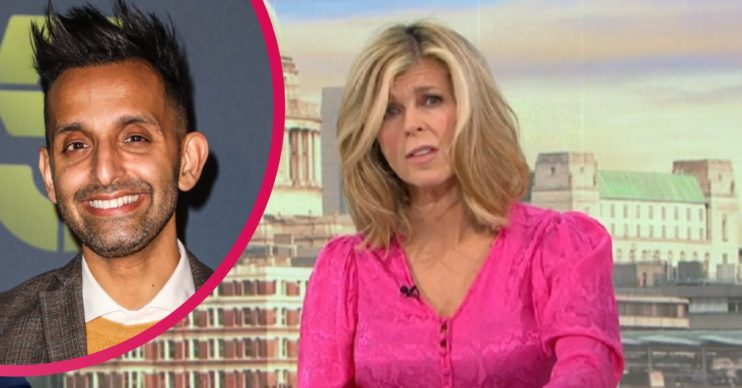 Good Morning Britain GMB today Kate and Amir
