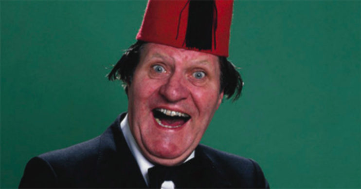 tommy cooper bbc