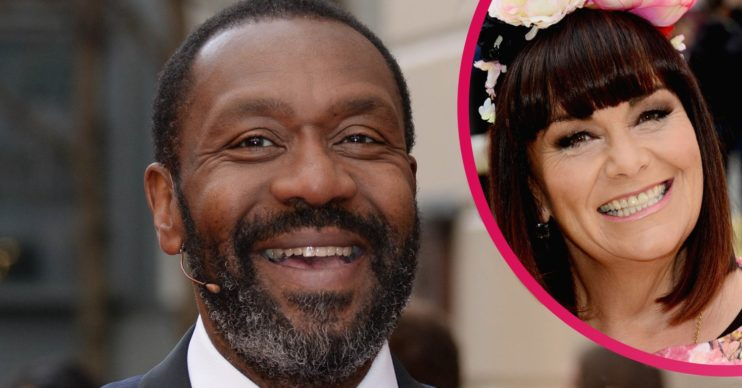 lenny henry dawn french