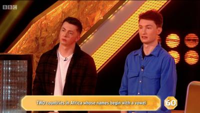 contestants on bank balance