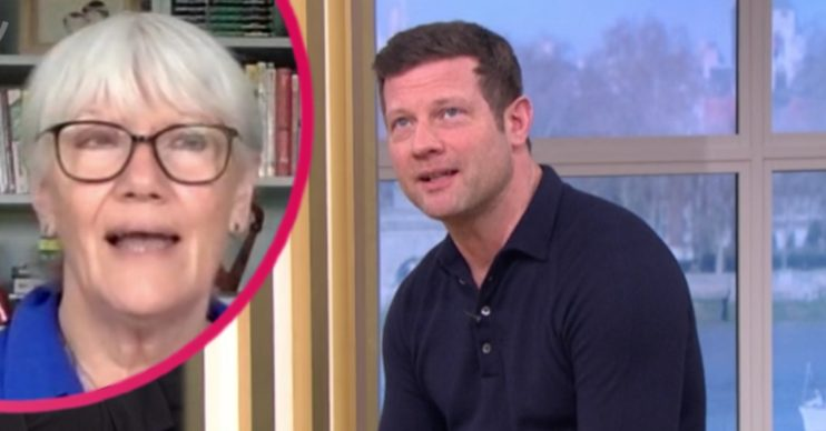 This Morning star Dermot O'Leary
