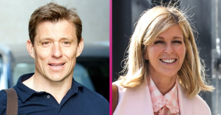 Tom and Jerry, Ben Shephard and Kate Garraway