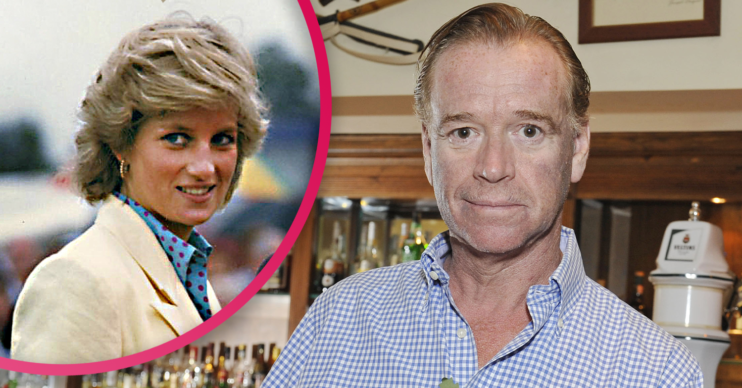James hewitt princess Diana