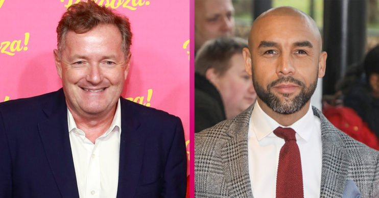 Piers Morgan comments on Meghan slammed by Alex