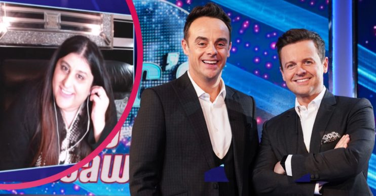 Ant and Dec's Saturday Night Takeaway fans in hysterics over Moonpig competition prize 2021