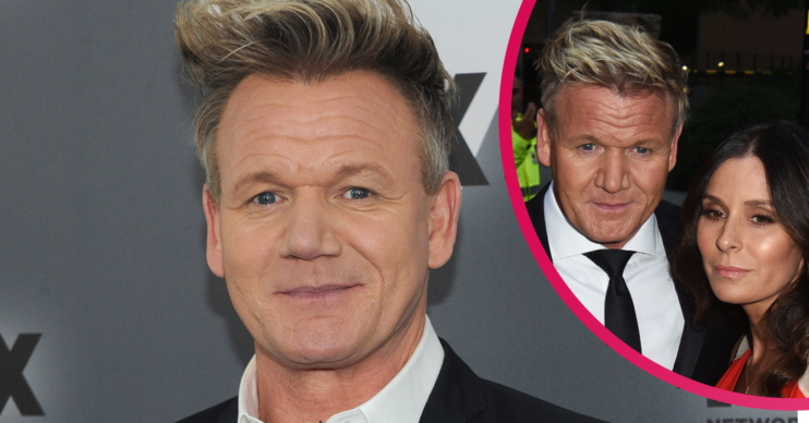 gordon ramsay's son oscar splits opinion