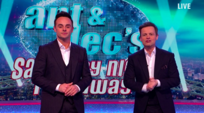 Ant and dec's saturday night takeaway 'rocked by security breach'