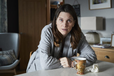 Liz White as Fiona Grayson in Unforgotten (Credit: ITV1) This photograph must not be syndicated to any other company, publication or website, or permanently archived, without the express written permission of ITV Picture Desk. Full Terms and conditions are available on www.itv.com/presscentre/itvpictures/terms For further information please contact: Patrick.smith@itv.com 07909906963