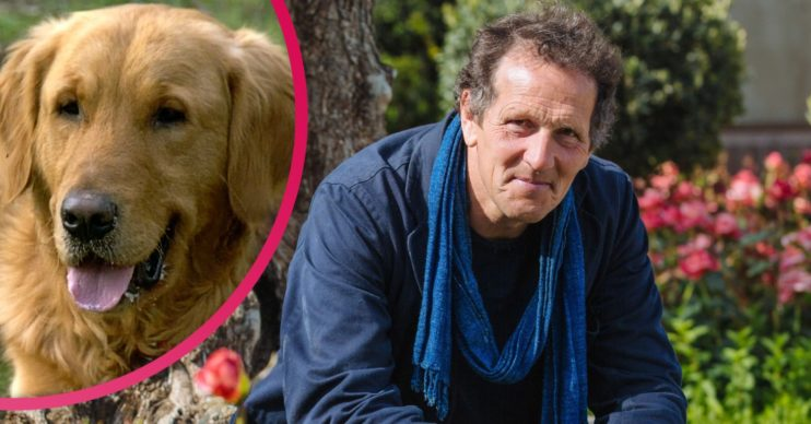 Monty Don likened the grief he and other felt for dog Nigel to that of Princess Diana