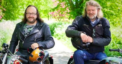 BBC Bikers jutās