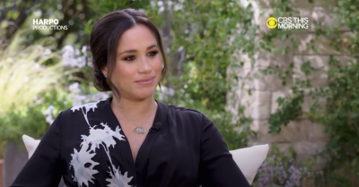 Meghan's Oprah interview