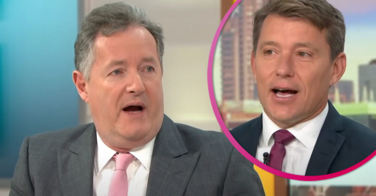 Will Ben replace Piers Morgan on GMB