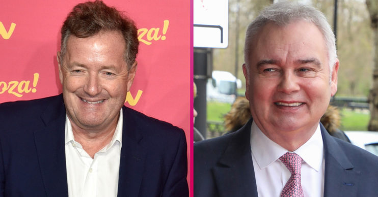 Piers Morgan to be replaced by Eamonn on GMB