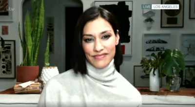 Janina on This Morning