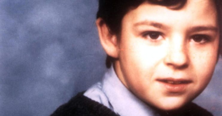 A school photo of Robert Thompson, one of the boys who killed James Bulger (Credit: News International/Shutter)