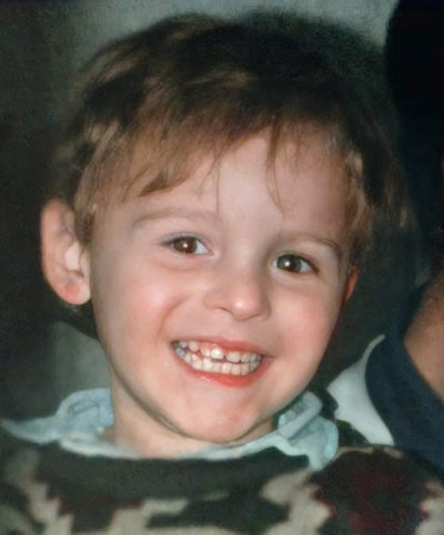 James bulger lost boy