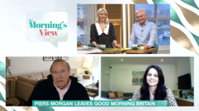 this morning piers chat