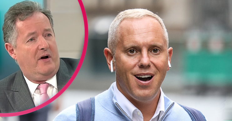 Rob Rinder has been linked to the vacant role on GMB after Piers Morgan quit
