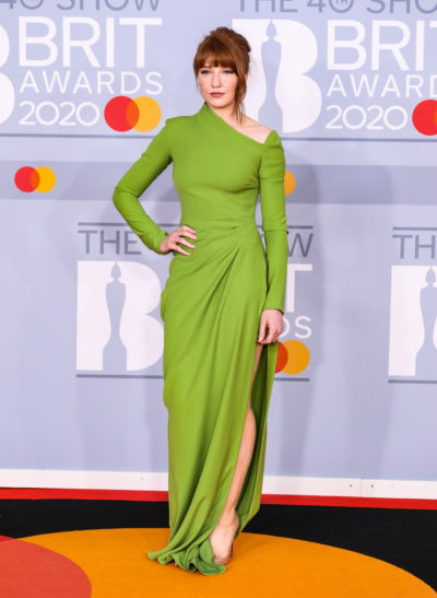 nicola roberts on the red carpet