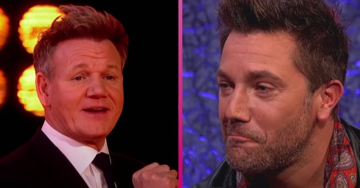 Gordon Ramsay's Bank Balance: Fans in hysterics as host RIPS into pal Gino D'Acampo