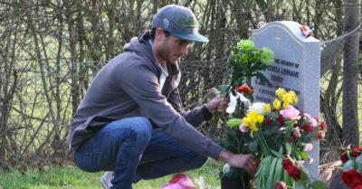 jack tweed at grave