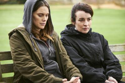 Fiona and Liz meet up in episode four of Unforgotten