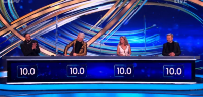 Dancing On Ice judges
