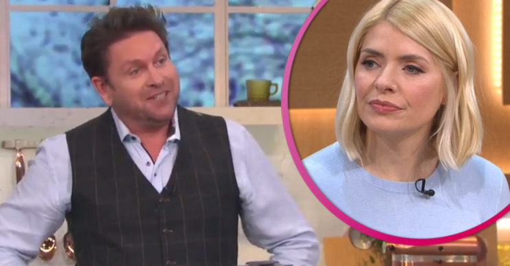 ITV viewers divided over James' fish finger sandwich