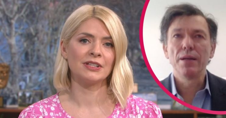 Holly Willoughby and Dr Hugh