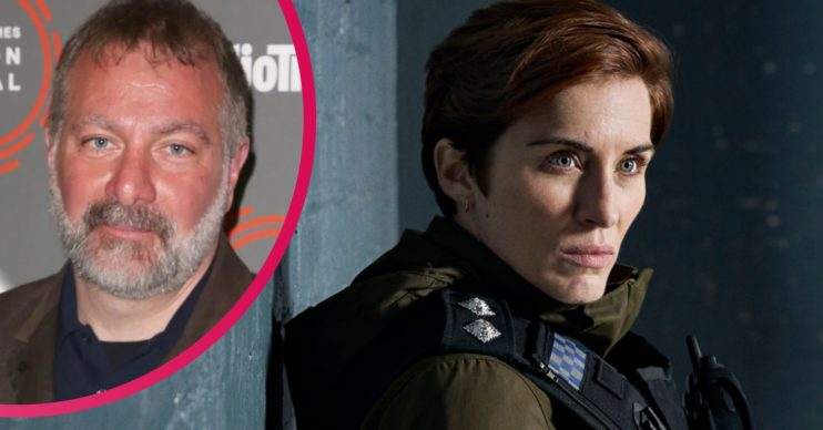 Jed Mercurio and Kate Fleming, Line Of Duty