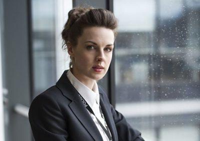 Jessica Raine as Georgia Trotman