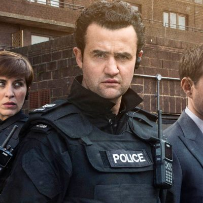 Danny Waldron played by Daniel Mays in Line of Duty