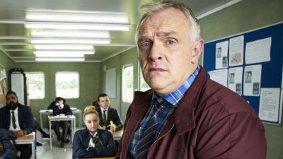 Greg Davies starred in Man Down