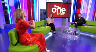 Kate garraway on the one show