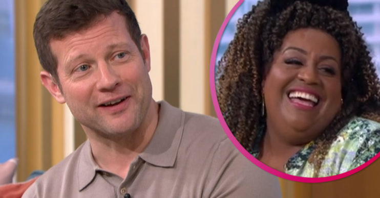 Dermot O'Leary on ITV This Morning