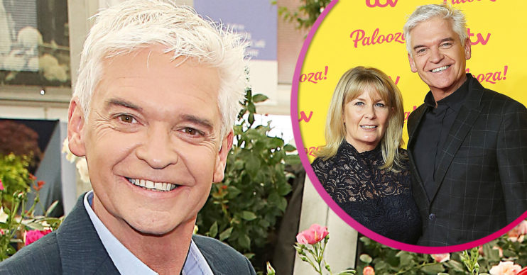 Phillip Schofield wife Steph
