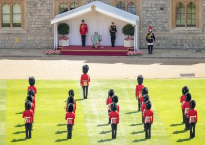 Trooping the Colour 2021 cancelled