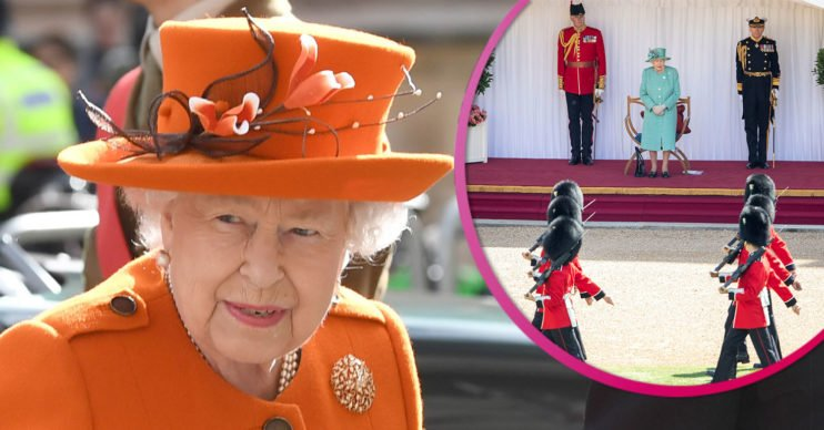 Trooping the Colour 2021 won't go ahead