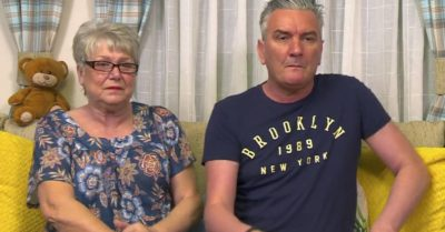 Gogglebox stars Jenny and Lee participated in advert