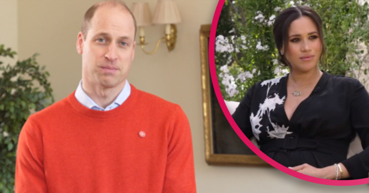 prince William comic relief