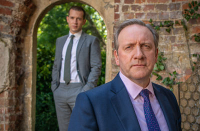 How did Neil Dudgeon from Midsomer Murders become famous?