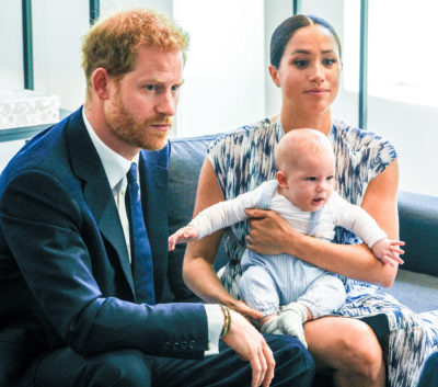 Harry Meghan and Archie