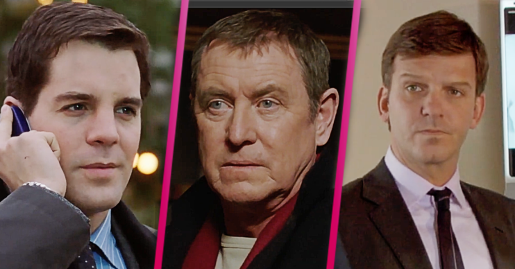 Past characters from Midsomer Murders