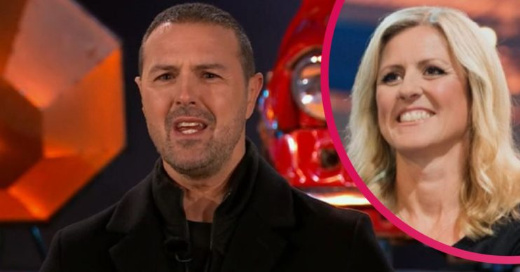 Top Gear presenter Sabine Schmitz and Paddy McGuinness
