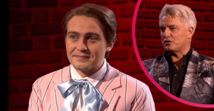 All Star Musicals ITV Barney Walsh