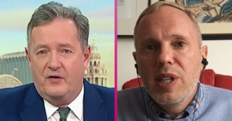 Piers Morgan GMB replacement