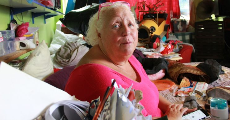 Bubbles in Hoarder Homes on Channel 5
