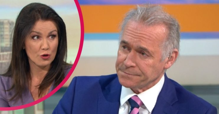 Susanna Reid and Dr Hilary on GMB