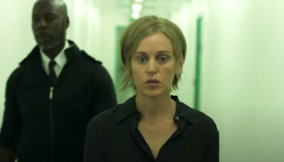 Denise Gough plays Connie in Too Close on ITV